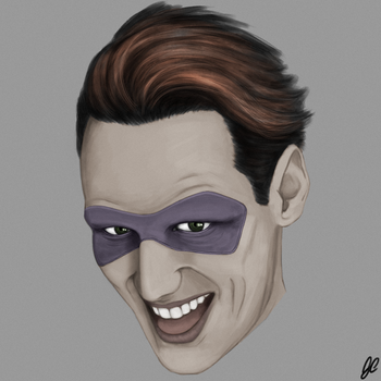 Cory Michael Smith / Nygma from Gotham by GCnotPD