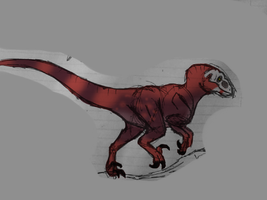 Raptor WIP by T-Reqs