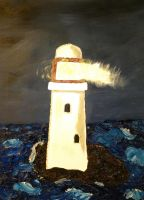 Megan's Lighthouse by GarrettBrothers