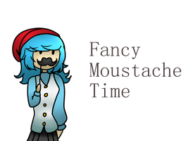 PCO: Fancy Mustache Time by CreeperTier