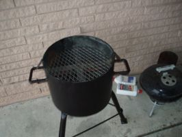 My grill finished 3 by z532
