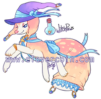 Pillowing: Witchpaws by CloverCoin