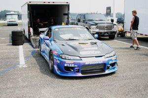 Formula D: Round 3 - Pits 8 by MusicRonin