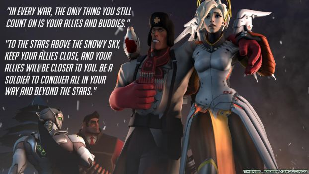 [TF2/OW SFM]Helping in Need by 2K11CiNCo