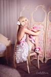 Chii - Pink Apron (Chobits) I by Cosbabe