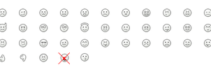 Simple Smileys by Lomarb