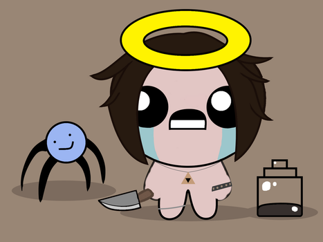 Gerzon on The Binding of Isaac: AfterRebirth+ by Nosurej