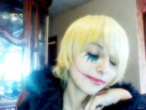 Corazon-One Piece cosplay by VeliaRickman