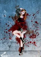 BLOODY HYUNA by ExoticGeneration21