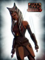Ahsoka Tano - Rebels by Master-Cyrus