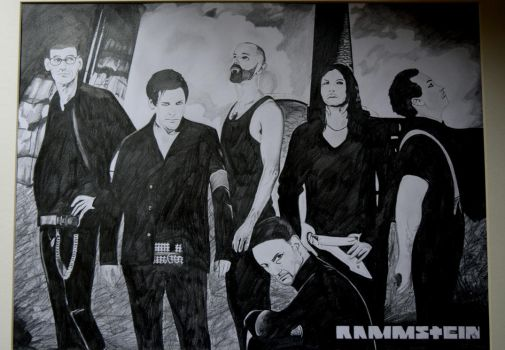Rammstein by Inlacrimas