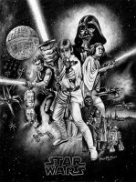 Star Wars by mattmcmanis