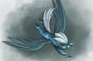 Fleetfoot by NCMares