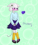 Dewberry by KittyDragon619