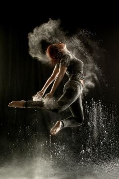 dance with powder by gestiefeltekatze