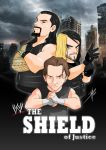 The Shield by Siccko