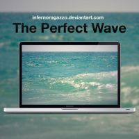 The Perfect Wave x HD Wallpaper by infernoragazzo