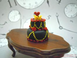 Queen of Hearts by SmallCreationsByMel