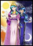 The Sun and The Moon by ImotepNicholas