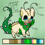Design for Auction(closed) by PrePAWSterous