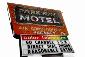 parkway motel by fraserw2