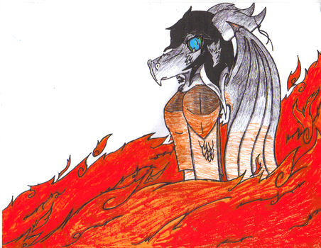 Burn Out by ShardWintreswolf
