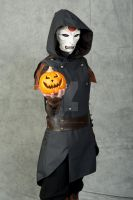 Amon - Happy Halloween by Stararrow55