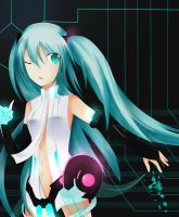 DooDLe:Append_Miku by shimei17