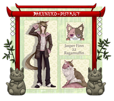 BND: Cat boys everywhere by SweetSplendor