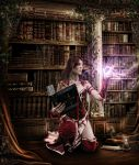 Book Of Spells... by TL-Designz