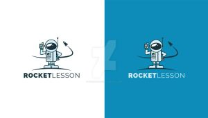 Rocket Lesson LOGO by T-O-R-N-A-D-O