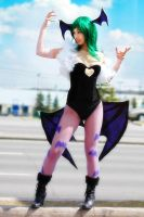 Morrigan 3 by Oni-mt