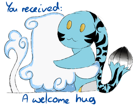 [BA] Welcome Hug by Tusiektusia