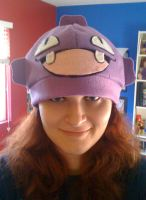 Koffing Hat by Red-Flare