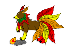 Fall Adopt [Closed] by GrimmXD-Adopts
