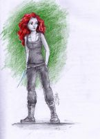 shadowhunter by cherryclaires