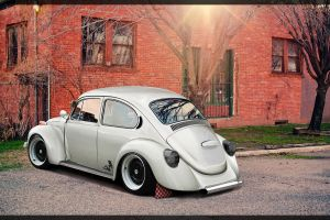 VW Beetle Cipprik Design by Cipprik