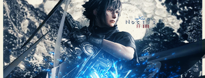 noctis sig by roXIIIas