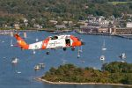 Jayhawk over Woods Hole by AnonymousPhotography