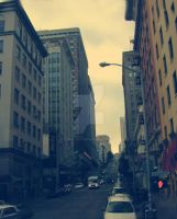 Life in San Fransisco by DarkAngeLP26