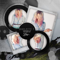 Pack png 372 // Charlotte Free by ExoticPngs