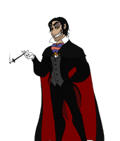 Human Ratigan by ColorfulCandie