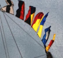 flags by awjay