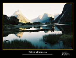 Silent Mountains by TARAIMAGES