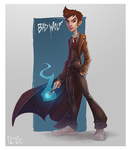 Bad Wolf by the-fogz