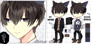 [AUCTION*CLOSED]Lineheart*49[Work-Theme] by Relxion-kun