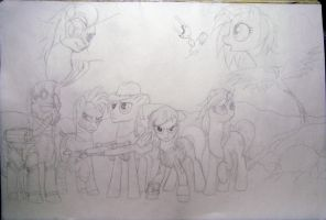 Fallout: Equestria is Awesome - Update #1 by ClayInTheCarpet