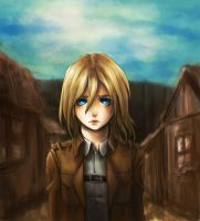 Christa SnK by Allegro97