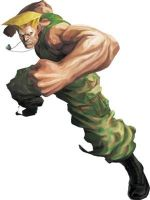 Johnny's Fantasy DLC Characters. Guile UMVC3 by JohnnyOTGS