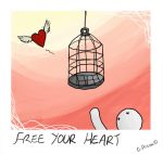 free your heart by TheRealGame